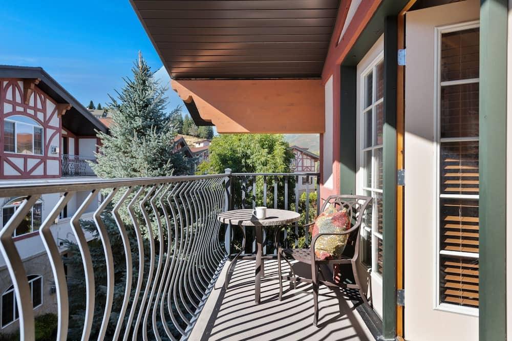 Villa Deluxe, 3 habitaciones - Balcón