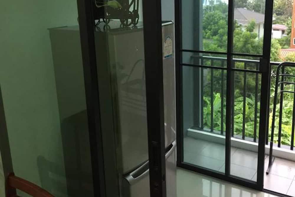 1 Bedroom Apartment - Balkon