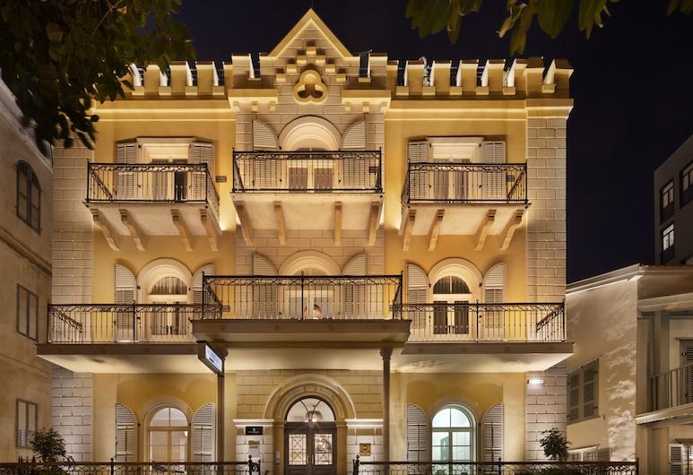 דה דריסקו - The Leading Hotels of The World, תל אביב, חזית המלון