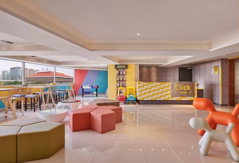 儷客旅店 - 台北車站館, 台北市, 大堂