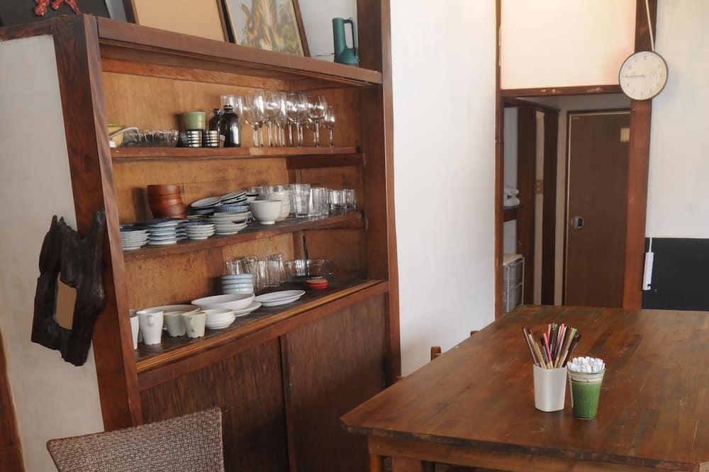 Osnovna kućica (Japanese Style) - Obroci u sobi
