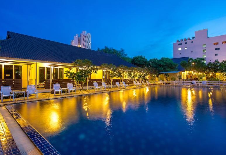 PK Resort Pattaya, Pattaya, Hồ bơi ngoài trời