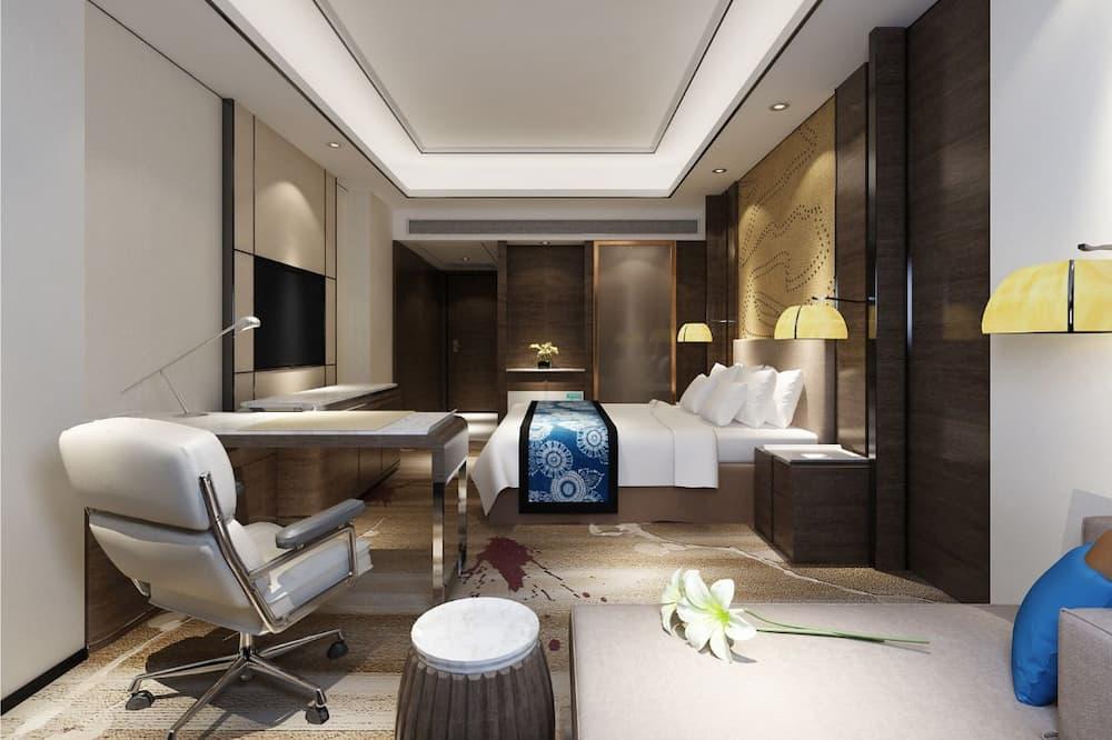 חדר סטנדרט זוגי (Deluxe) - חדר אורחים