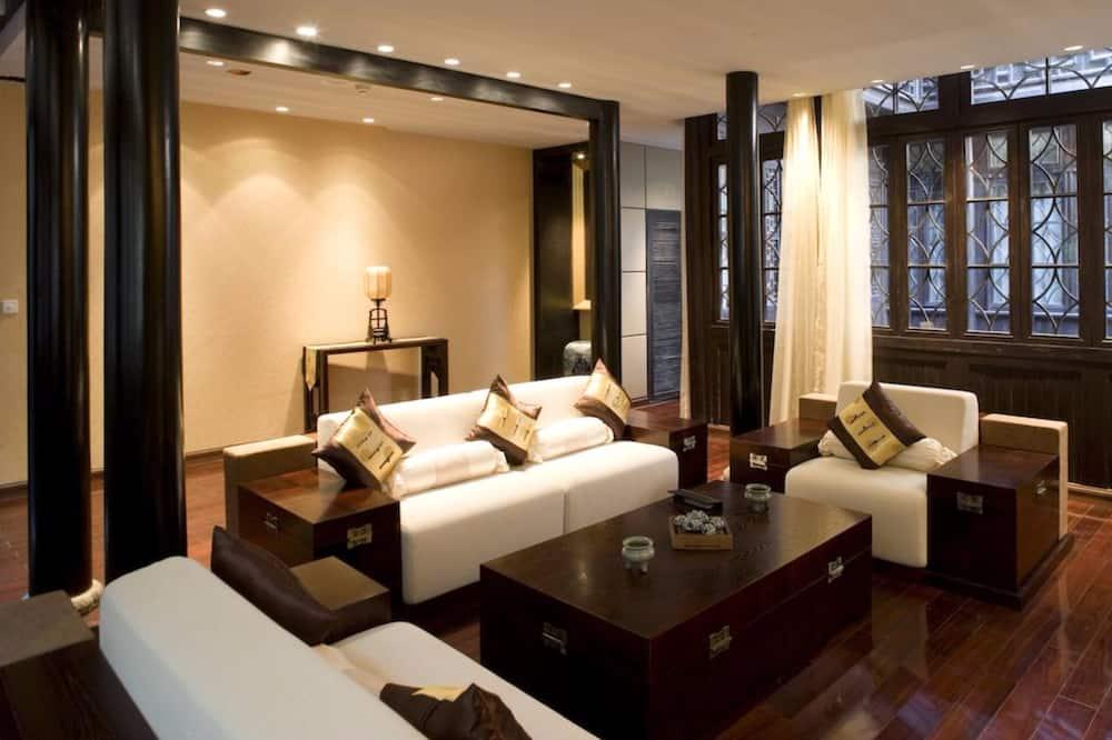 Superior-Villa - Wohnzimmer