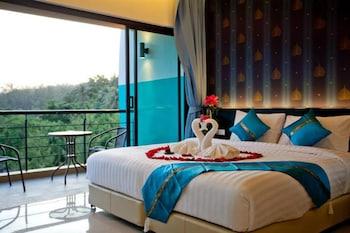 Karon bölgesindeki Kata Green Beach Hotel resmi