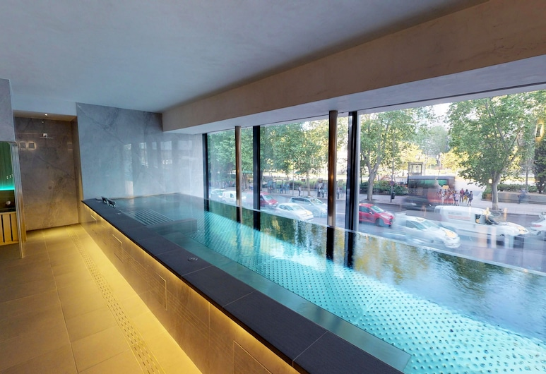 VP Plaza España Design, Madrid, Wellness