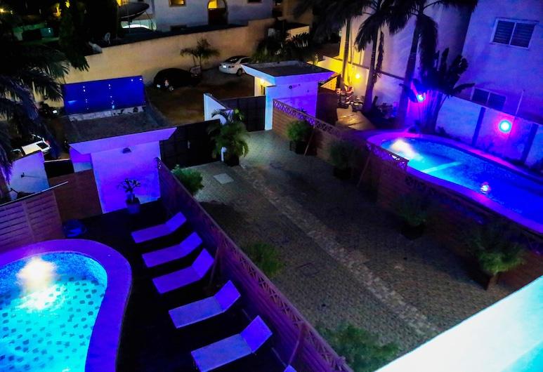 Hôtel Villa Les Orchidées, Cotonou, Outdoor Pool
