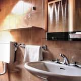 Herbergi með tvíbreiðu rúmi - útsýni yfir vatn (Private External Bathroom) - Baðherbergi