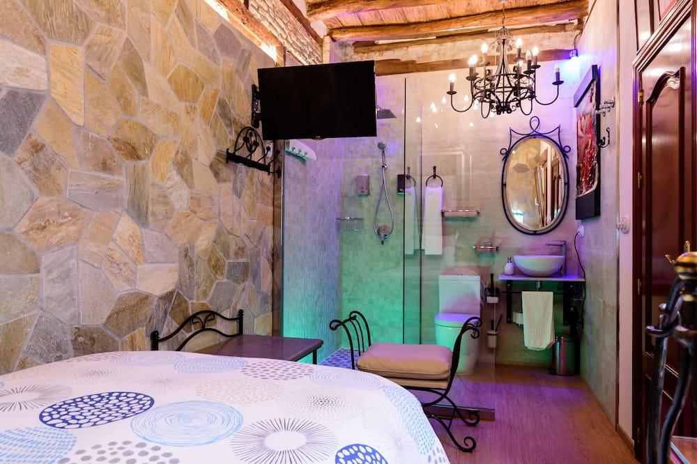 Jednolôžková izba typu Deluxe - Kúpeľňa
