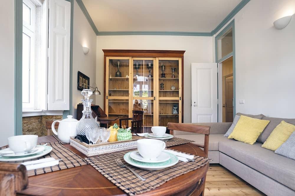 شقة - غرفة نوم واحدة (S.Bento II) - تناول الطعام داخل الغرفة
