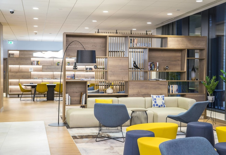 Courtyard by Marriott Edinburgh West, Edinburgh, Lobby