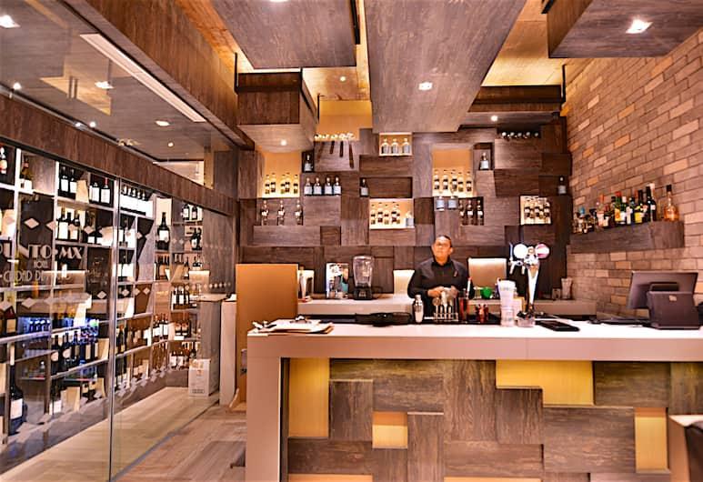 Hotel Punto MX, Mexico City, Hotel Bar