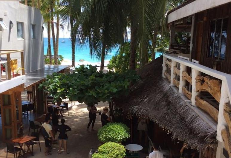 Blue Coral Resort Boracay, Boracay Island, Viešbučio teritorija
