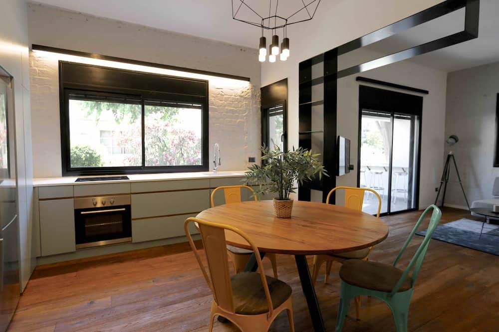 Design Apart Daire, 2 Yatak Odası, Balkon - Odada Yemek Servisi