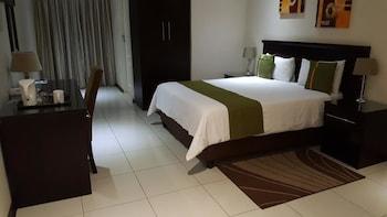 Gaborone — zdjęcie hotelu Emerald Hotel