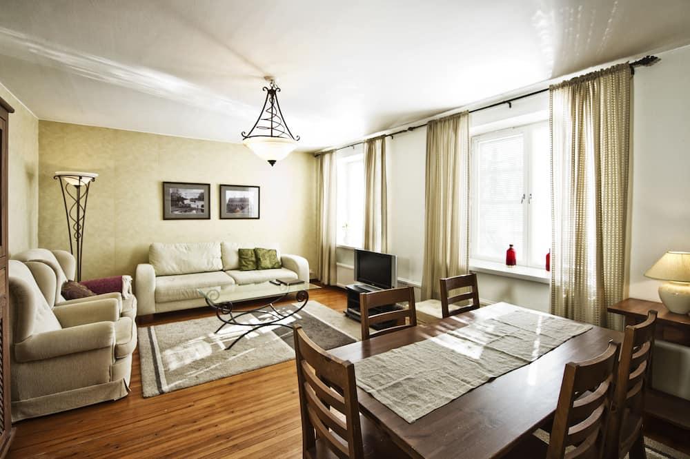 公寓, 2 間臥室, 附屬建築 - 客廳
