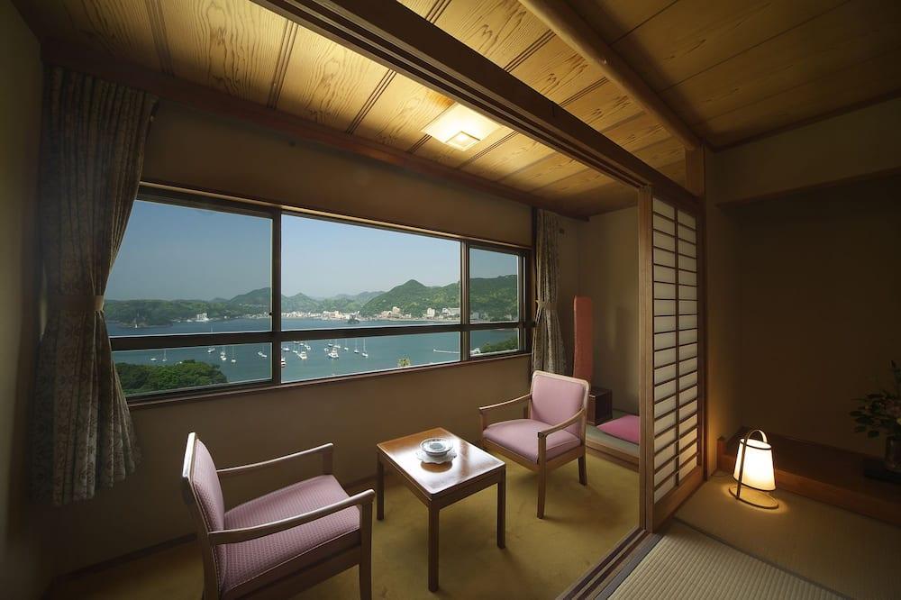 Traditionelt værelse (Japanese-style) - Spisning på værelset