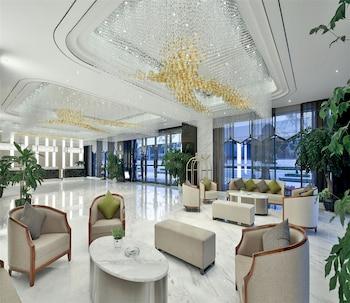 Fotografia do Chengdu Qinhuang Yongan Hotel em Chengdu