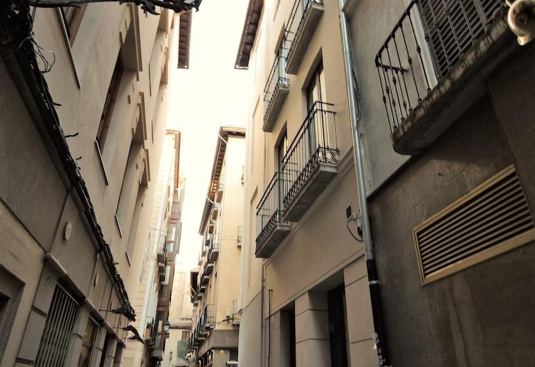 Realejo City Suite Sebastian, Granada, Entrada de la propiedad