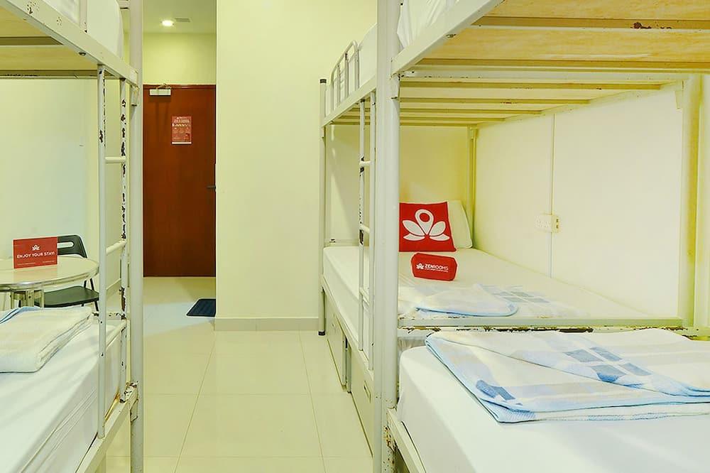 客房, 私人浴室 (6 Bedded Room) - 浴室