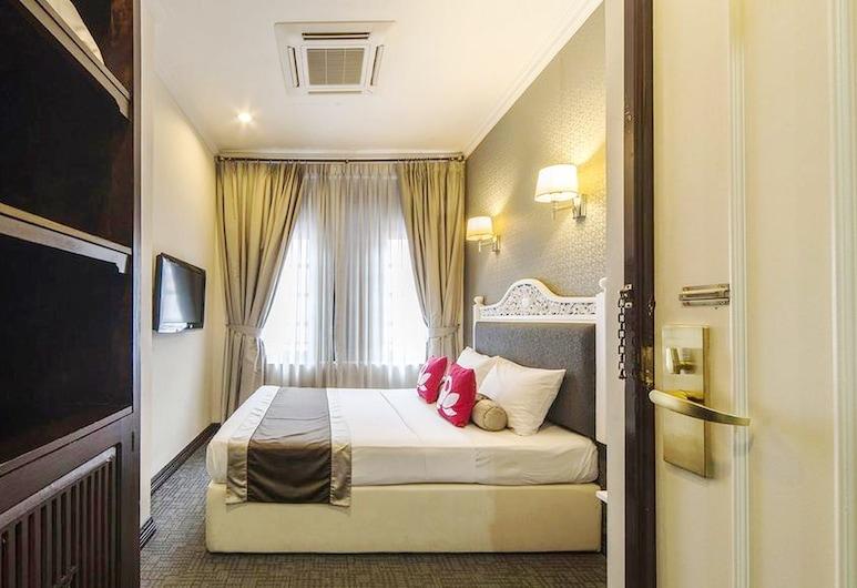 新橋路禪房飯店, 新加坡, 高級雙人房, 客房