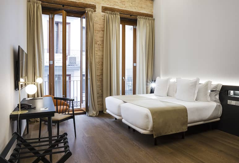 One Shot Mercat 09, Valencia, Executive Double or Twin Room, Guest Room