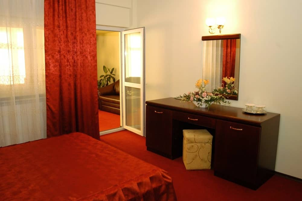 Suite - Área de Estar