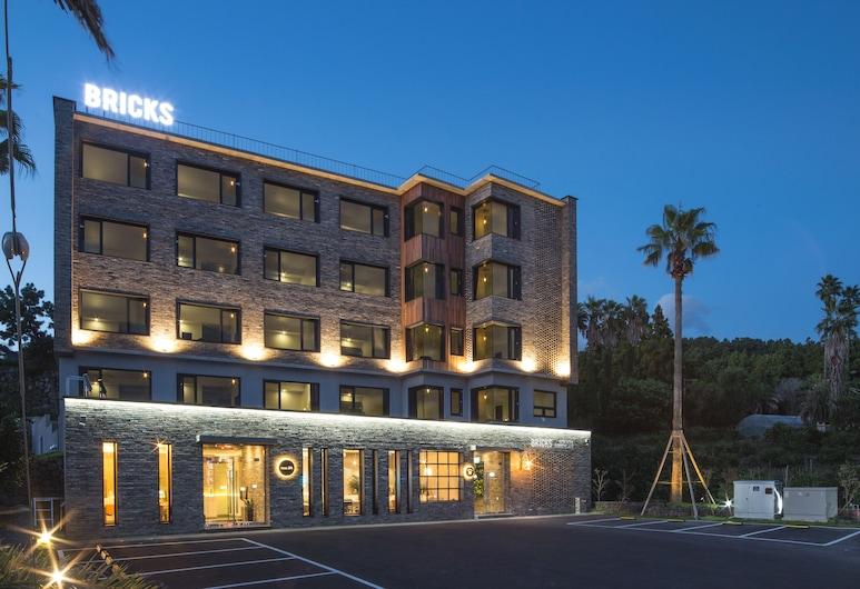 제주브릭스 호텔, 서귀포시, 호텔 정면