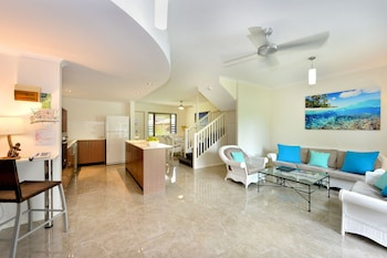 Picture of Seascape Holidays - 174 Reef Terraces on St Crispins in Port Douglas