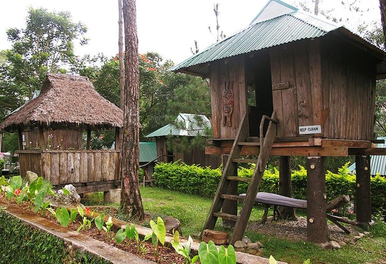 Pine Breeze Cottages, Baguio, Property Grounds