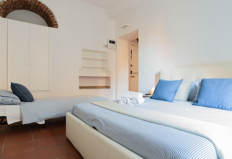 Mila Apartments Ripa, Milano, Appartamento, 1 camera da letto, Camera
