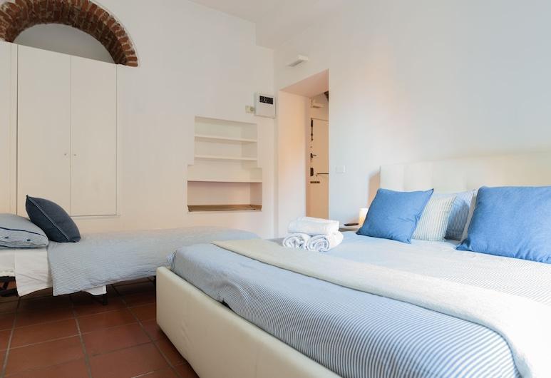 Mila Apartments Ripa, Milaan, Appartement, 1 slaapkamer, Kamer