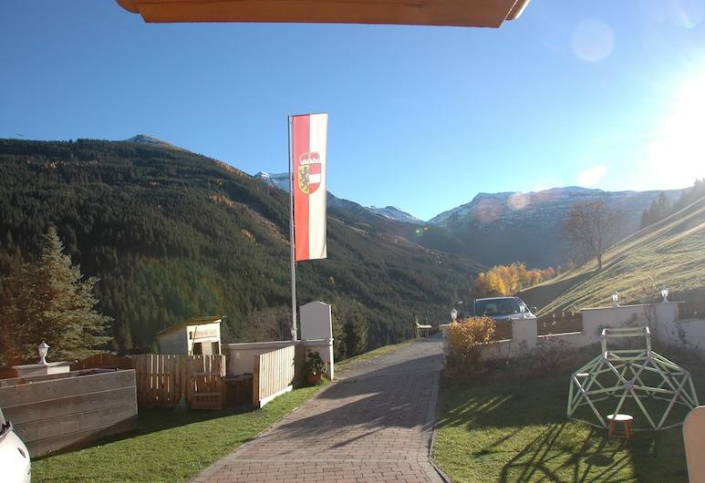 Hotel-Pension Lackenbauer, Bad Hofgastein, Lối vào khách sạn
