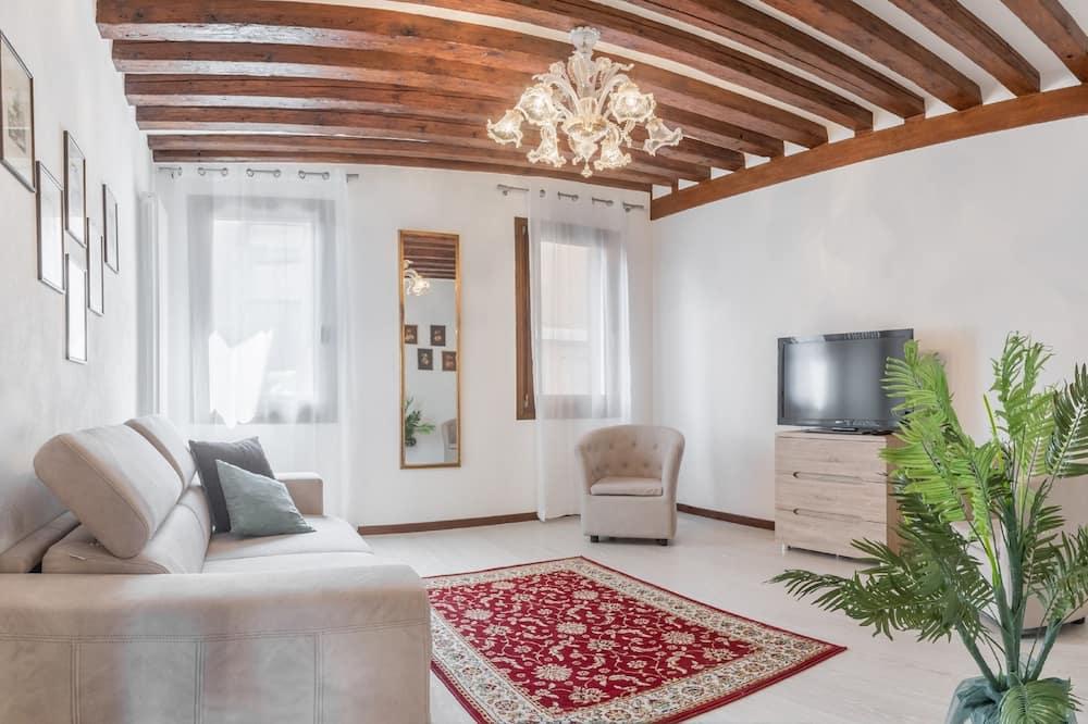 Departamento, 2 habitaciones (Check-in location Santa Croce 515) - Sala de estar