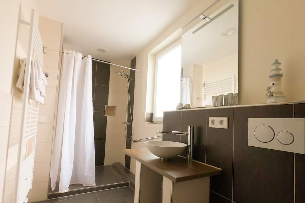 Habitación doble clásica, 1 cama King size - Baño