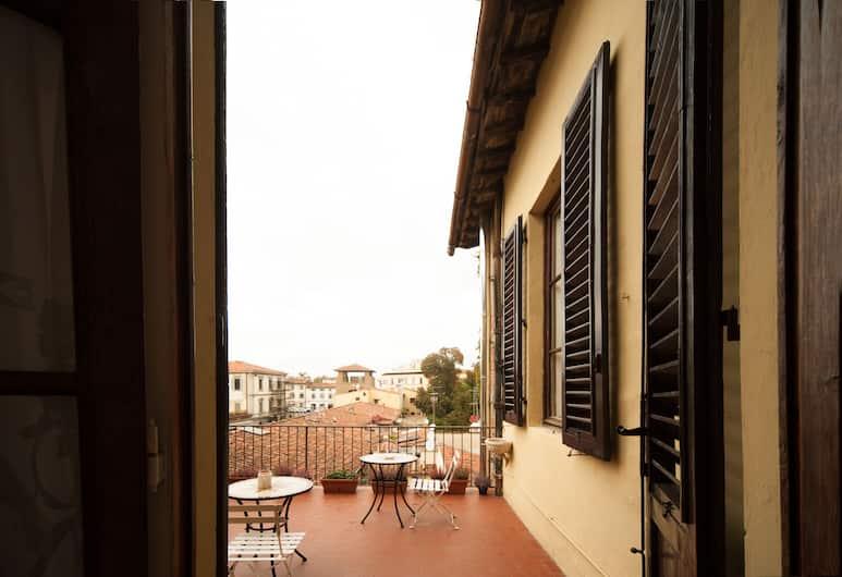 La Porta del Paradiso, Florenz, Terrasse/Patio