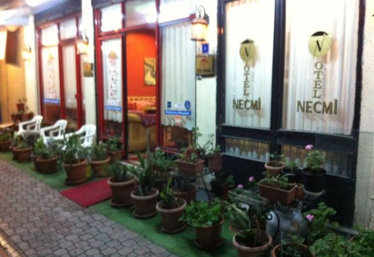 Hotel Necmi, Samsun, Façade de l'hôtel