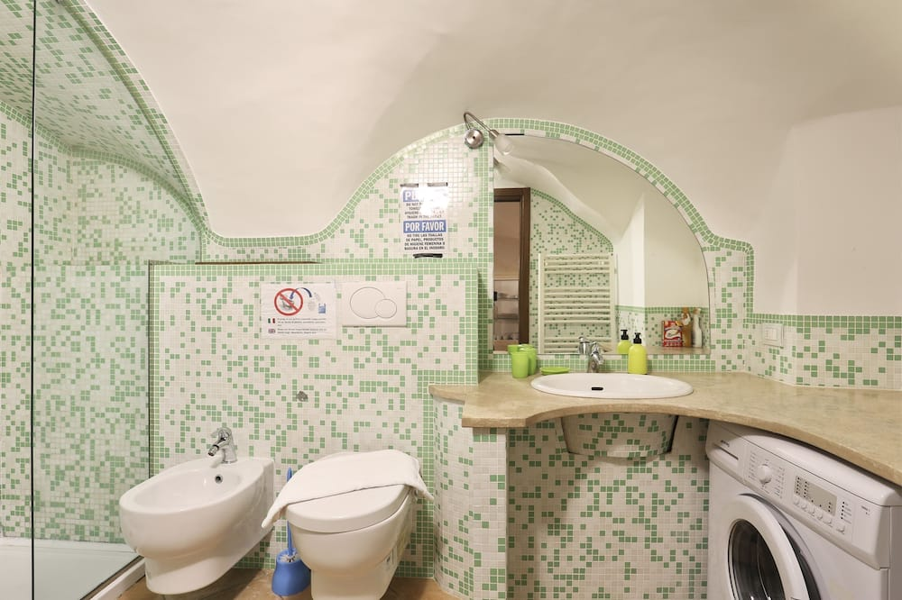 Apart Daire, 3 Yatak Odası (Mercato Centrale) - Banyo
