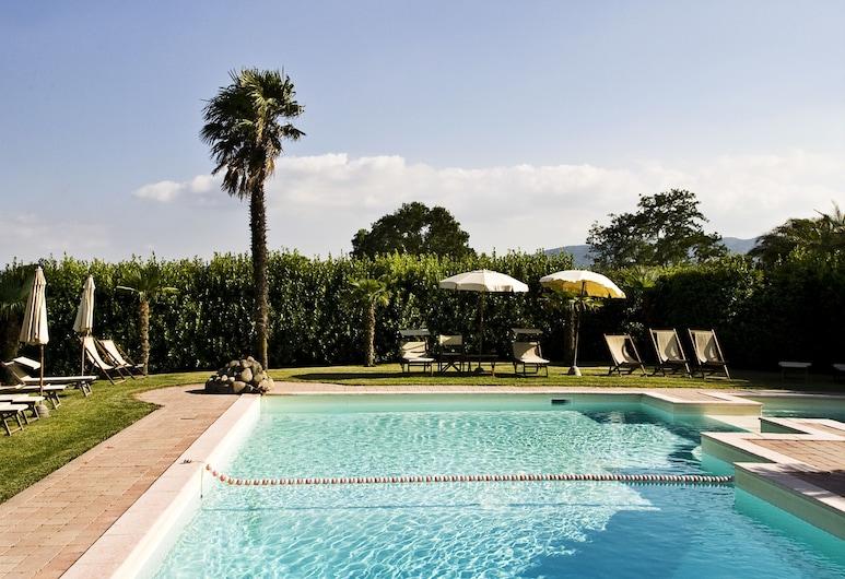 卡薩萊德爾奧索酒店, 皮斯托雅, 泳池