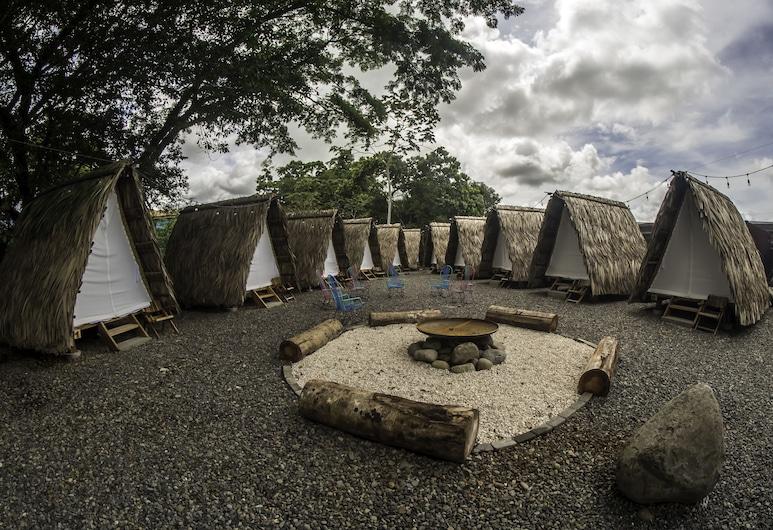Selina La Fortuna , La Fortuna, Tepee Tent, Guest Room
