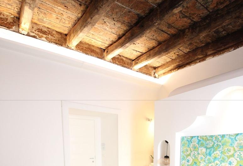 I Soffitti Dimora Esclusiva, Tropea, Apartmán typu Deluxe, 1 extra veľké dvojlôžko, Izba