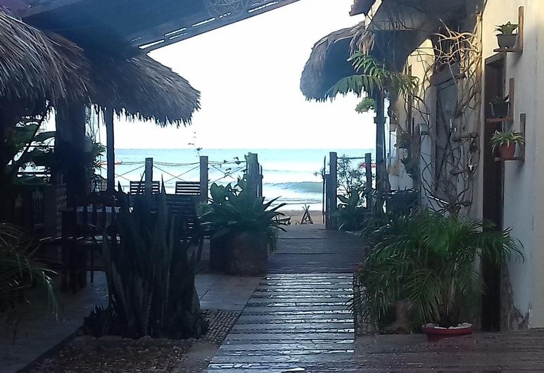 Espaço Fateixa, Jijoca de Jericoacoara, Quang cảnh từ khách sạn