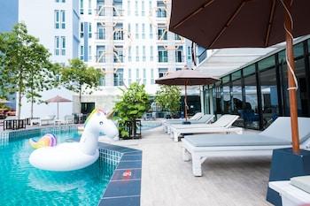 파타야의 P 플러스 호텔 사진