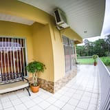 Comfort-Apartment, 2Schlafzimmer, Bergblick - Balkon