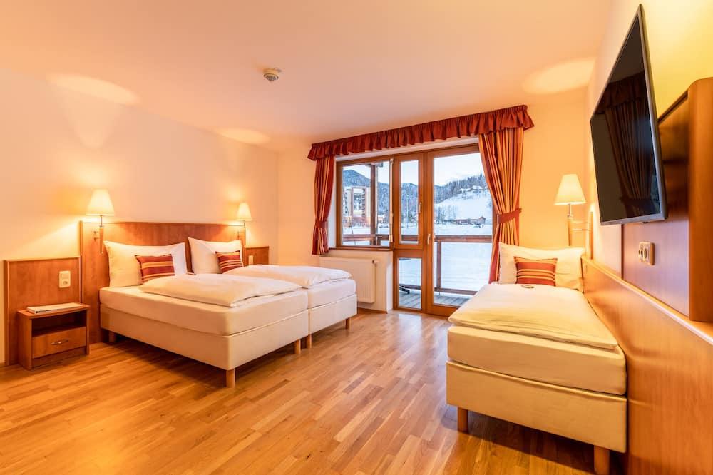 Apartamento, 3 camas individuais - Quarto