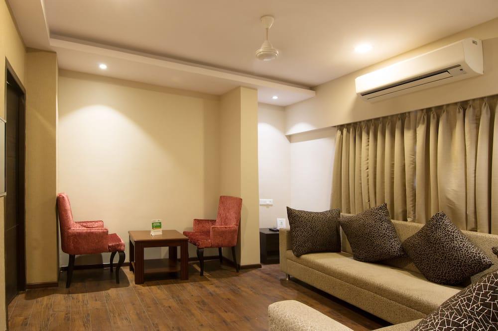 חדר פרימיום - אזור מגורים