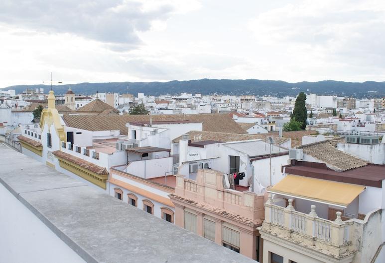 Apartamentos María Cristina, Córdoba, Superior-lejlighed - 2 soveværelser - balkon, Opholdsområde