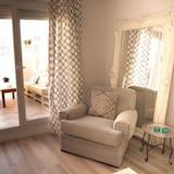 スーペリア アパートメント 2 ベッドルーム - リビング ルーム