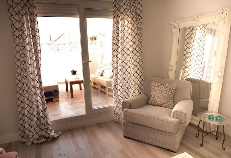 エル バルコン デ ラ ムラジャ バイ JIT キー, Córdoba, スーペリア アパートメント 2 ベッドルーム, リビング ルーム