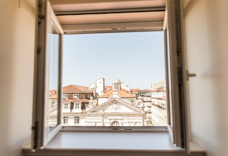 Corpo Santo Lisbon Historical Hotel, Lisboa, Suite Prestige, Gatevisning
